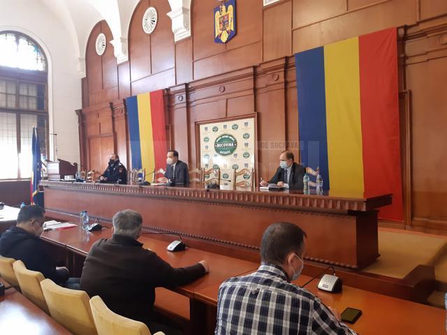 Comitetul Județean pentru Situații de Urgență