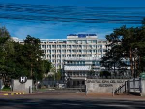 În Spitalul Județean Suceava sunt 82 de pacienți cu forme grave și severe de Covid-19