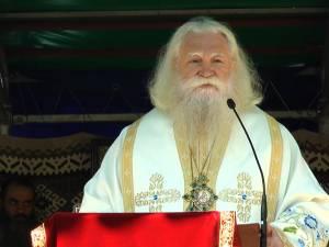 ÎPS Calinic, Arhiepiscopul Sucevei și Rădăuților. Foto Arhiepiscopia Sucevei