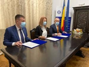 Bogdan Gheorghiu, Maria Gheorghiu, Sorin Cîmpeanu