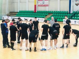 Tinerii handbaliști de la CSU II Suceava fac o figură frumoasă în Divizia A