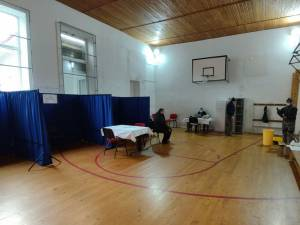 Centrele de vaccinare din Rădăuți, pregătite pentru debutul campaniei anti-Covid