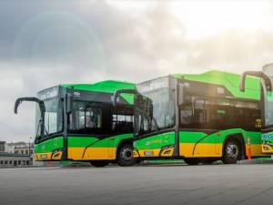 15 autobuze Solaris electrice  vor ajunge la Suceava