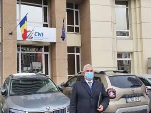 Primarul Ion Lungu la Compania Națională de Investiții