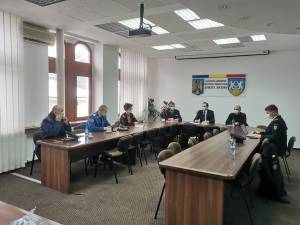 Comitetul Județean pentru Situații de Urgență al județului Suceava