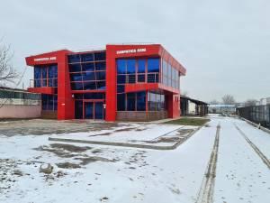 Noua autogară din Suceava
