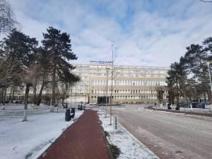302 paturi libere în Spitalul Județean Suceava. Foto Cosmin Romega