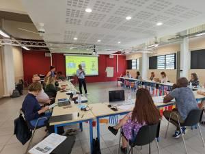 Patru membri ai Institutului Bucovina au participat la prima întâlnire internațională din proiectul Erasmus+ M-Learn