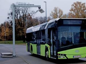 Transportul metropolitan va fi tot cu autobuze electrice