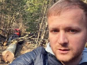 Activistul de mediu Daniel Bodnar