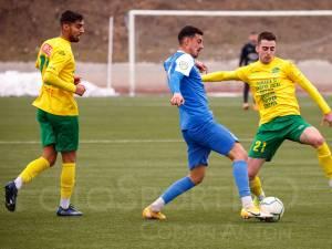 Foresta revine pe sinteticul de la LPS pentru amicalul cu FC Botoşani U19. Foto Codrin Anton (Fotosport)