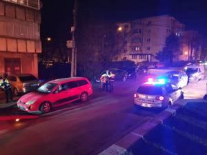 Suceveanul care a avariat zece mașini pe o stradă din Constanța, arestat preventiv