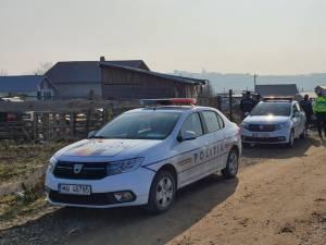 Razie a poliției la Șcheia, în Burdujeni și în Ițcani. Zece locuințe la care se fura curent au fost deconectate de la rețea