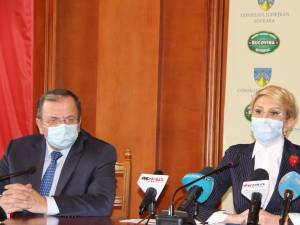 Gheorghe Flutur i-a solicitat ministrului Muncii, Raluca Turcan, sprijin pentru construirea a patru pavilioane pentru beneficiarii centrului social de la Sasca