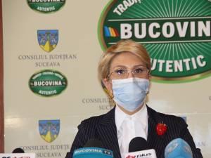 Ministrul Muncii și Protecției Sociale, Raluca Turcan, a efectuat o vizită de lucru în județul Suceava