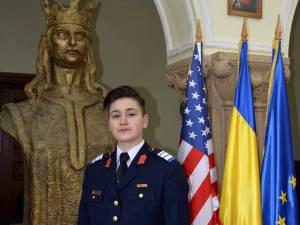 Eleva plutonier major Miruna Gabriela Duracu este prima elevă de la Colegiul  Militar admisă la cea mai prestigioasă instituție de învățământ militar din Statele Unite ale Americii