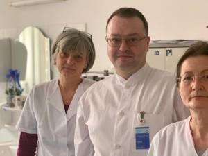 Dr. Claudiu Cobuz și colaboratorii săi