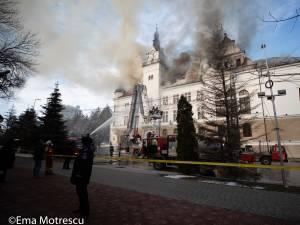 Incendiul de la Prefectură
