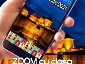 """""""Zoom cu clasa la Cetatea de Scaun a Sucevei"""", proiect educațional muzeal"""