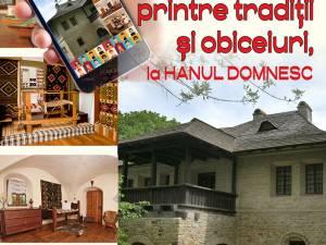 Vizite online la Muzeul Etnografic Hanul Domnesc
