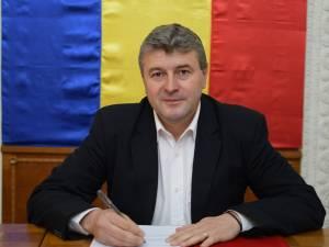 Primarul municipiul Fălticeni, Cătălin Coman