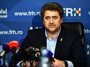 Șeful handbalului romanesc vine în vizită la Suceava. Foto fanatik.ro