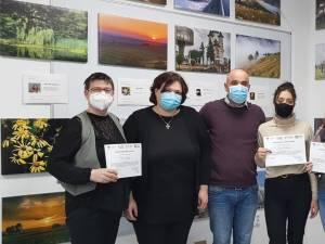 """Șase studenți voluntari, premiați pentru implicarea în proiectele de dezvoltare durabilă """"EduGreen"""" și """"EN-POWER"""""""