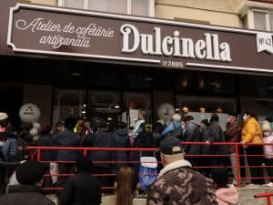 Noul Atelier de Cofetarie Artizanală Dulcinella deschis la Fălticeni