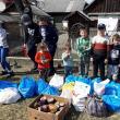 """Campania """"Săptămâna legumelor şi a fructelor donate"""", desfășurată la Școala Gimnazială Pârteștii de Sus"""