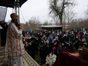 S-a redeschis după 200 de ani Mănăstirea Pătrăuți