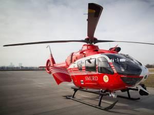 Punctul de operare aeromedical deservit de un elicopter SMURD va fi amenajat la Câmpulung Moldovenesc