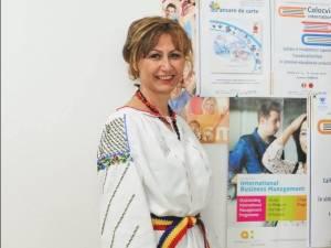 Lectorul univ.dr. Cătălina Pînzariu, de la USV, este consul general la Ambasada României din Maroc