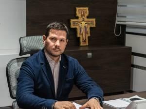 """Dr. Alexandru Calancea le mulțumește sucevenilor """"pentru înțelegere și spiritul de sacrificiu"""""""