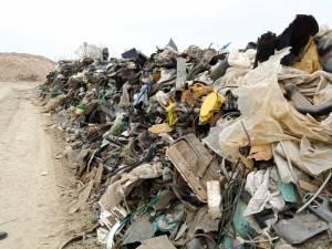 Deșeuri din dezmembrări auto