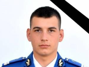 Tânărul jandarm Răzvan Ionel Mihalache