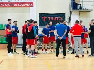 """""""Universitarii"""" abordează încrezători turneul de la Cluj-Napoca"""