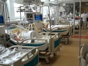 Secția ATI - Covid din Spitalul Judeţean Suceava