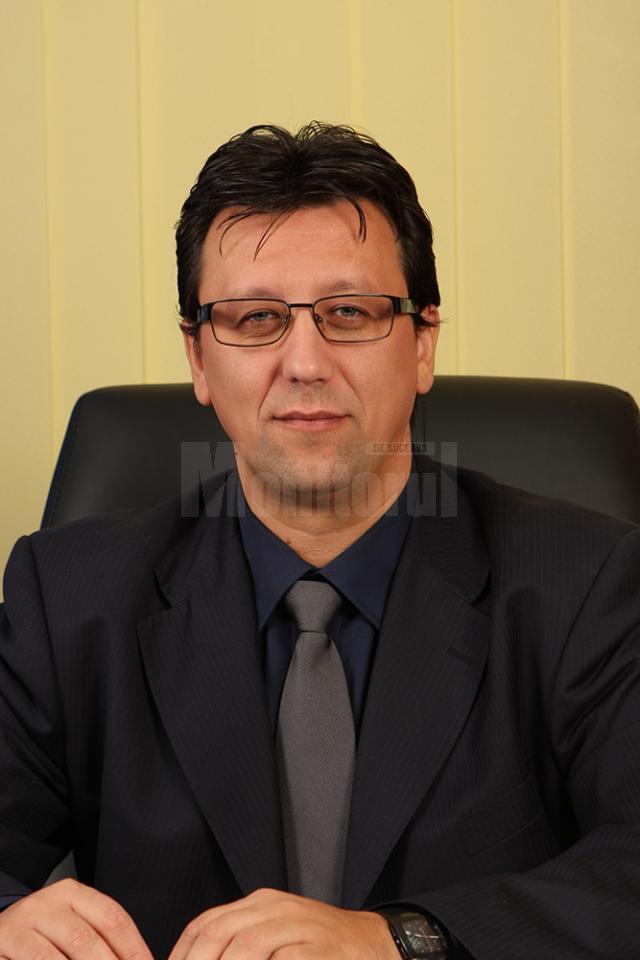 Șeful Finanțelor Sucevene, Petrică Ropotă