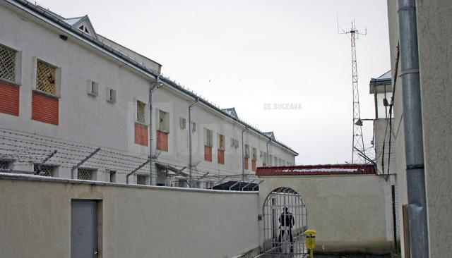 Tânărul a ajuns în Penitenciarul Botoșani