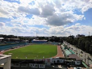 Stadionul Areni, deschis pentru cei care vor să vină la alergat