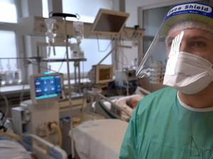 Dr. Dănuț Barbunc, coordonator ATI - Covid din Spitalul Județean Suceava