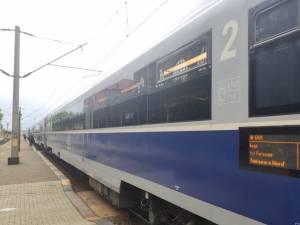 CFR introduce dormitoare și la trenuri de zi – unul dintre ele este cel care leagă Suceava de Ardeal și Banat