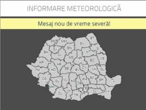 Atentionare meteo 7 -10 aprilie