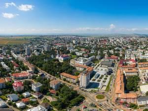 Banda unică pentru transportul public în comun urmează să fie implementată în municipiul Suceava
