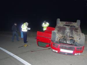 Accidentul s-a produs pe 14 decembrie 2015, în jurul orei 16.50, pe DJ 290, situat între localitățile Fântânele – Verești