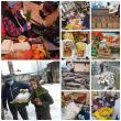 """32 de bătrâni și peste 400 de copii și familiile acestora, ajutați de Asociația """"Licuricii fericiți"""" Câmpulung Moldovenesc"""