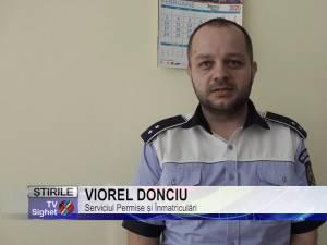 Inspectorul principal de poliție Andrei Viorel Donciu, arestat 30 pentru 30 de zile
