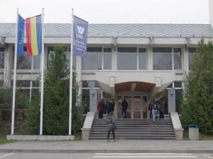 """Universitatea """"Ștefan cel Mare"""" din Suceava"""