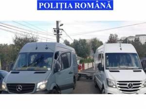 Mașini indisponibilizate de polițiștii suceveni
