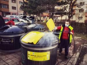 Campania de curățenie de primăvară intră în ultima etapă, de luni, 12 aprilie